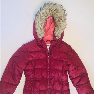 Old Navy Frost free parka